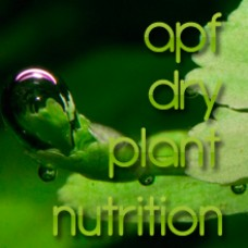APF Plant Nutrition in Bottles (dry)