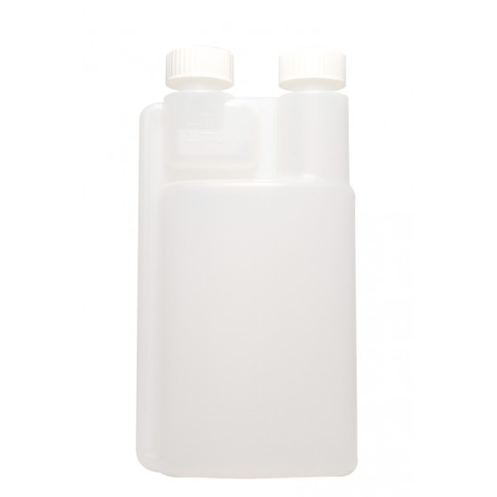 Twin Neck Dosing Bottle