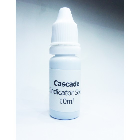 Cascade Indicator Solution 10ml (bromothymol blue)
